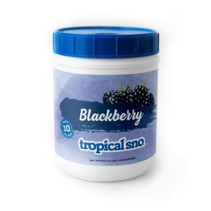 Tropical Sno, Blackberry, 10 gallon